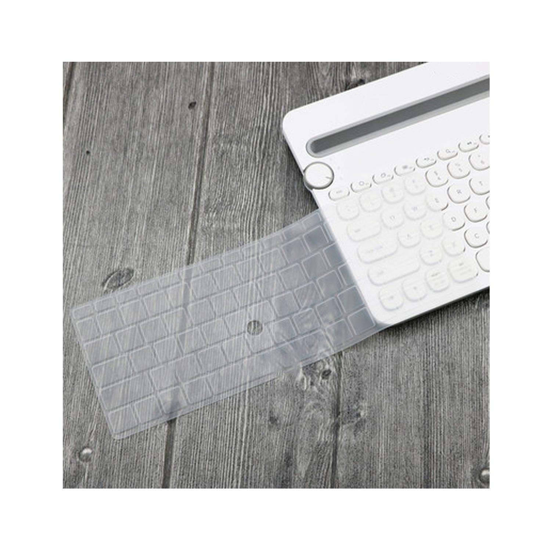 Housse de Protection en Silicone pour Clavier dordinateur Portable HP Elitebook 840 G5//745 G5 de 14 avec Trou pour trackpoint