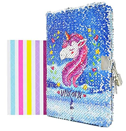 Unicorn - Cuaderno de calendario con un sistema de bloc de ...
