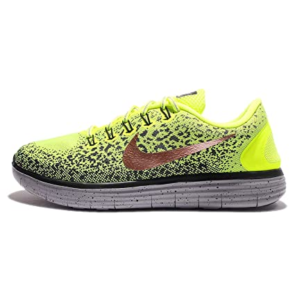 hot sale online 4bea0 eda9b Image Unavailable. Image not available for. Color Nike Free RN Distance  Shield ...