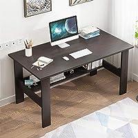 Becoler Dartphew Desktop Computer Desk 39.4×17.7×28.3-in Deals