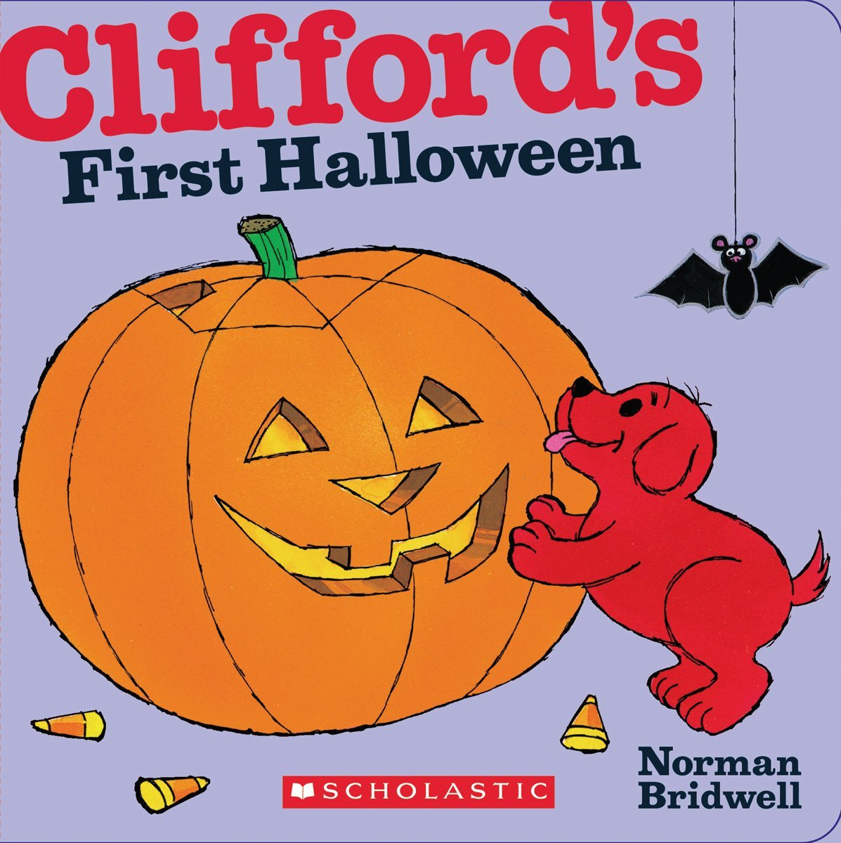 cliffords first halloween norman bridwell 9780545217743 amazoncom books