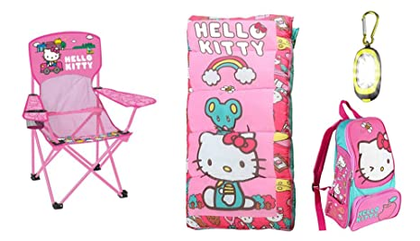 52f6f820dab5 Amazon.com   Disney Hello Kitty Sleeping Bag