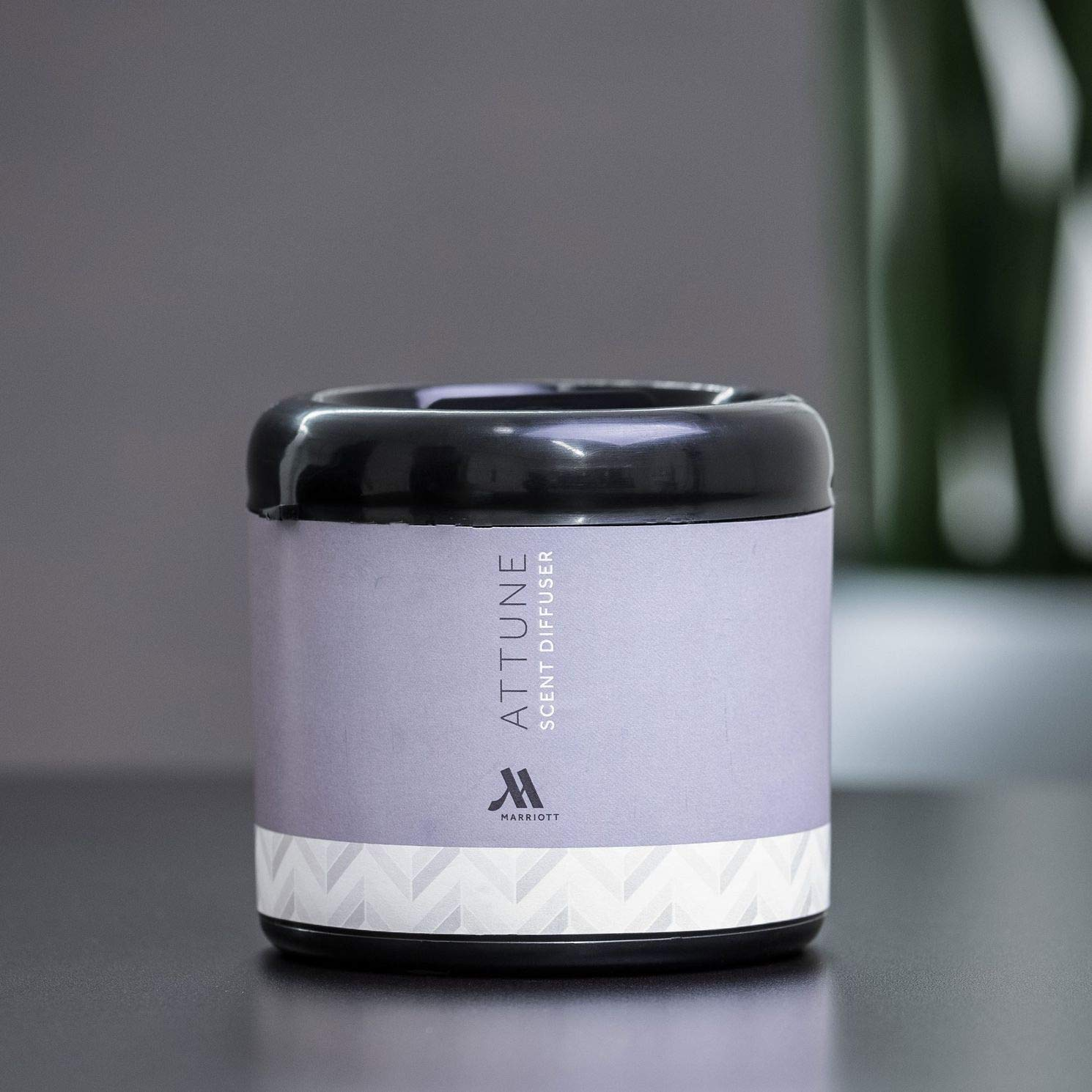Marriott Attune Scent Diffuser with Cartridge - Aromatherapy Scent Machine with Dry Air Technology - Home Fragrance Set with Signature Hotels Scent