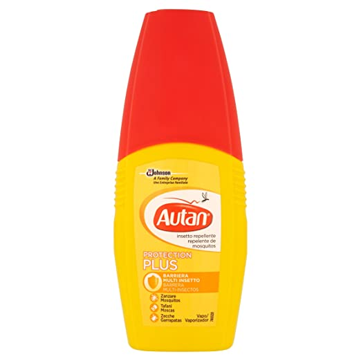 18 opinioni per Autan Protection Plus Vapo Repellente- 100 ml