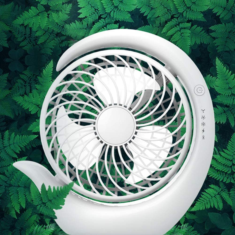 Home Life Office Black Mini USB Fan Maserfaliw Mini Portable Quiet USB Desk Fan Home Office Turbine Engine Design Table Cooler Holiday Gifts.