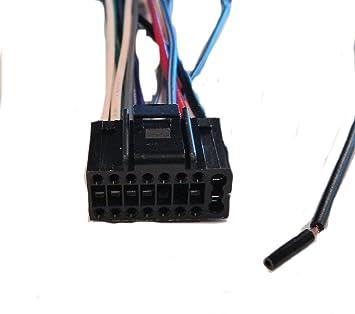 jvc wire harness kd r740bt kd r80bt kd r820bt kd r840bt kd r850bt kd rh amazon ca JVC Radio Wiring jvc kd-x250bt wiring diagram