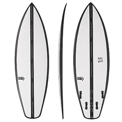 Hayden Shapes Holy Grail Future Flex FCS II - Tabla de Surf (1,5 m), Transparente: Amazon.es: Deportes y aire libre