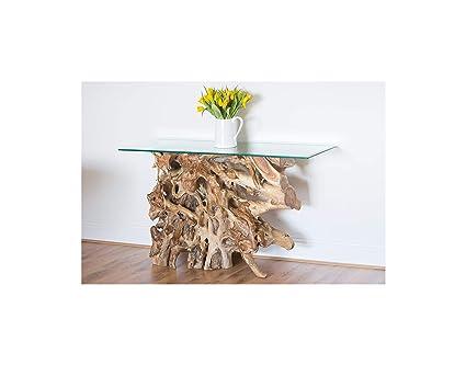 Brilliant Inspiring Furniture Ltd Reclaimed Teak Root Hall Table Squirreltailoven Fun Painted Chair Ideas Images Squirreltailovenorg