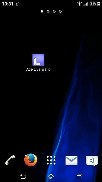 Ace Live Wallpaper Pickeramazonmobile Apps
