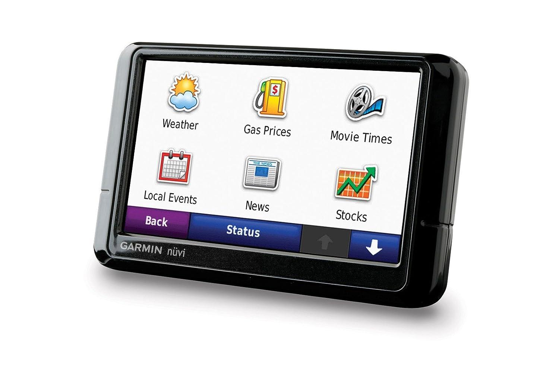 Amazon.com: Garmin nüvi 285W/285WT 4.3-Inch Widescreen Bluetooth Portable  GPS Navigator with Traffic: Home Audio & Theater