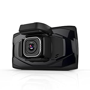 """PAPAGO GS30G16G GoSafe 2.7"""" 30G 1080P Full HD Dash Camera with Embedded GPS Logging Feature, FCWS, LDWS, Free 16GB Micro SD Card and Adapter"""