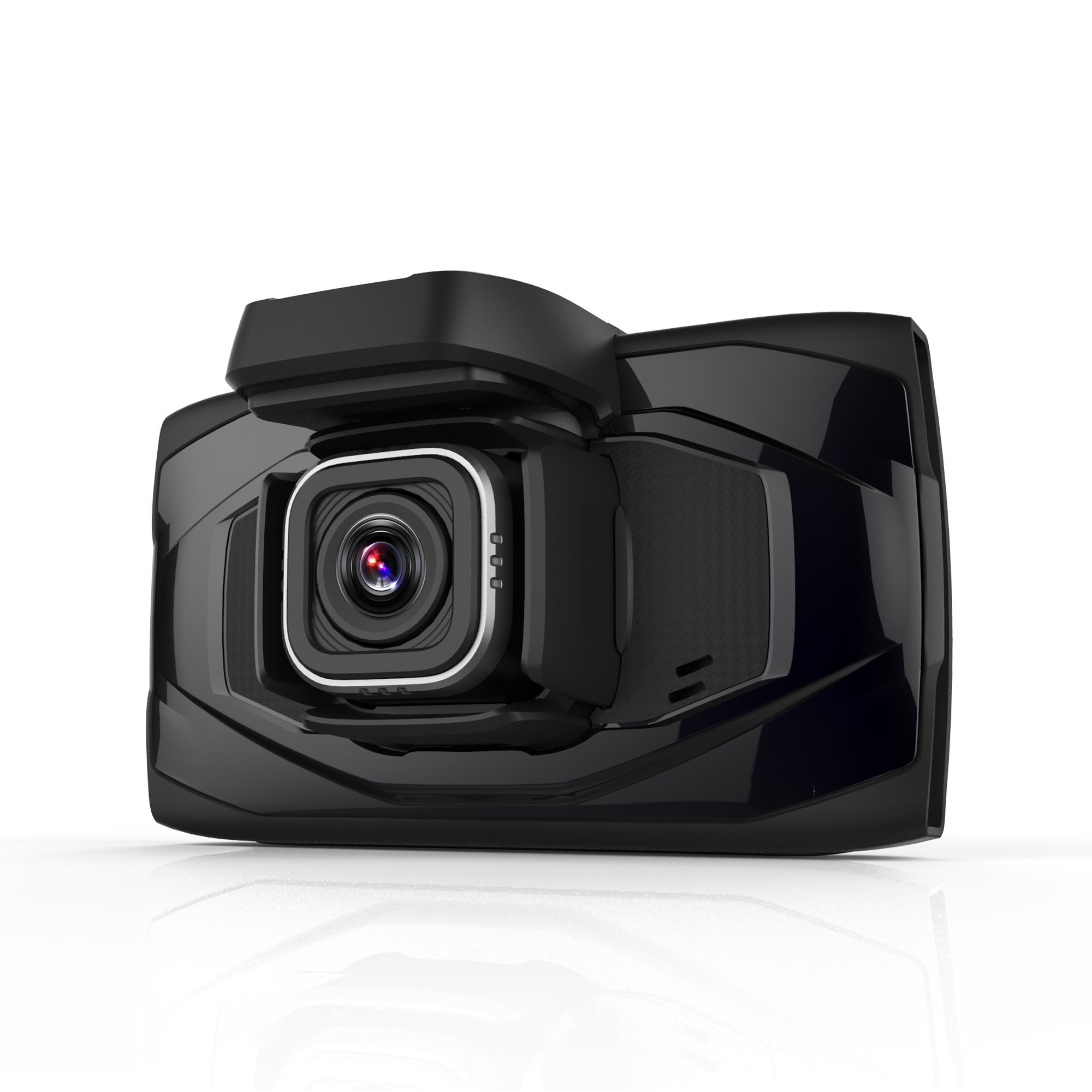 PAPAGO GS30G16G GoSafe 2.7'' 30G 1080P Full HD Dash Camera with Embedded GPS Logging Feature, FCWS, LDWS, Free 16GB Micro SD Card and adapter