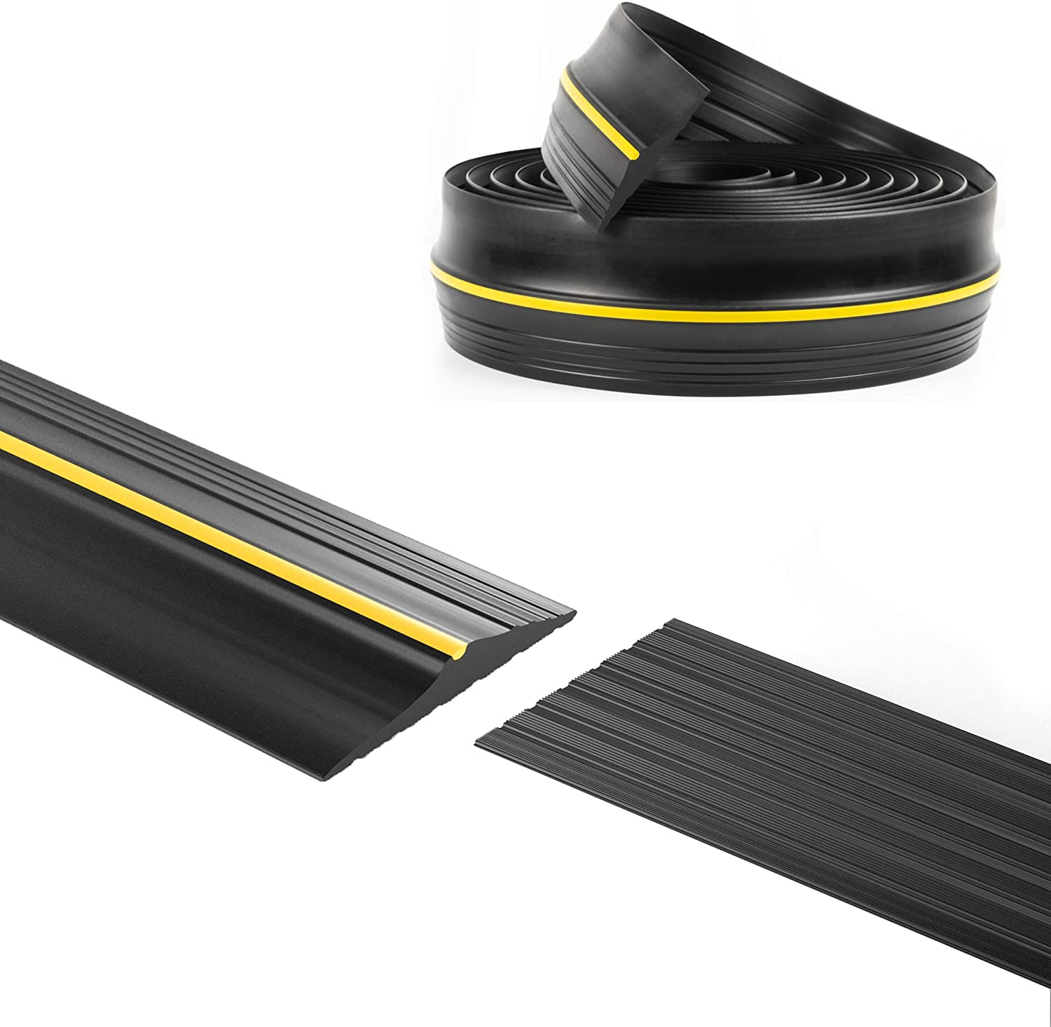 Panady Universal Garage Door Bottom Weather Strip
