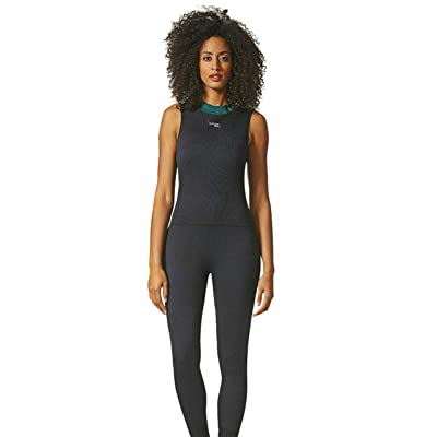 Adidas Original EQT Body Suit Core Women Black Green BP5181 (Medium)