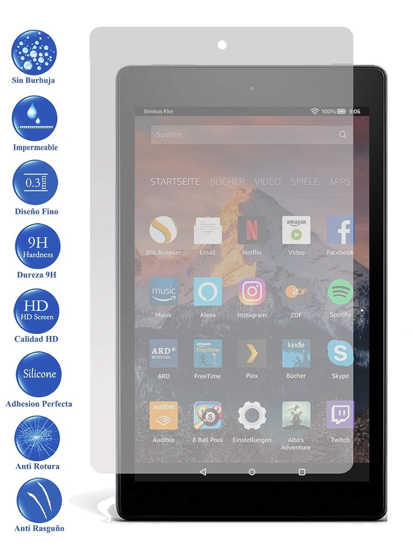 Todotumovil Protector de Pantalla Kindle Fire HD 8 Generacion de ...