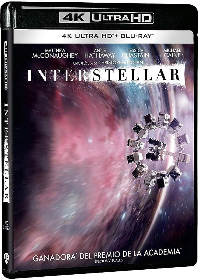 Interstellar 4k UHD [Blu-ray]