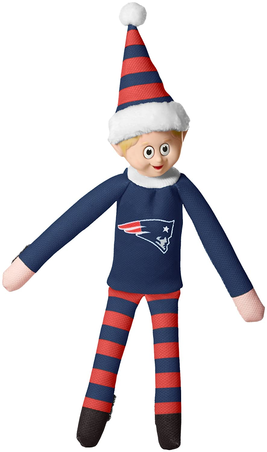 Forever Collectibles England Patriots Team Elf