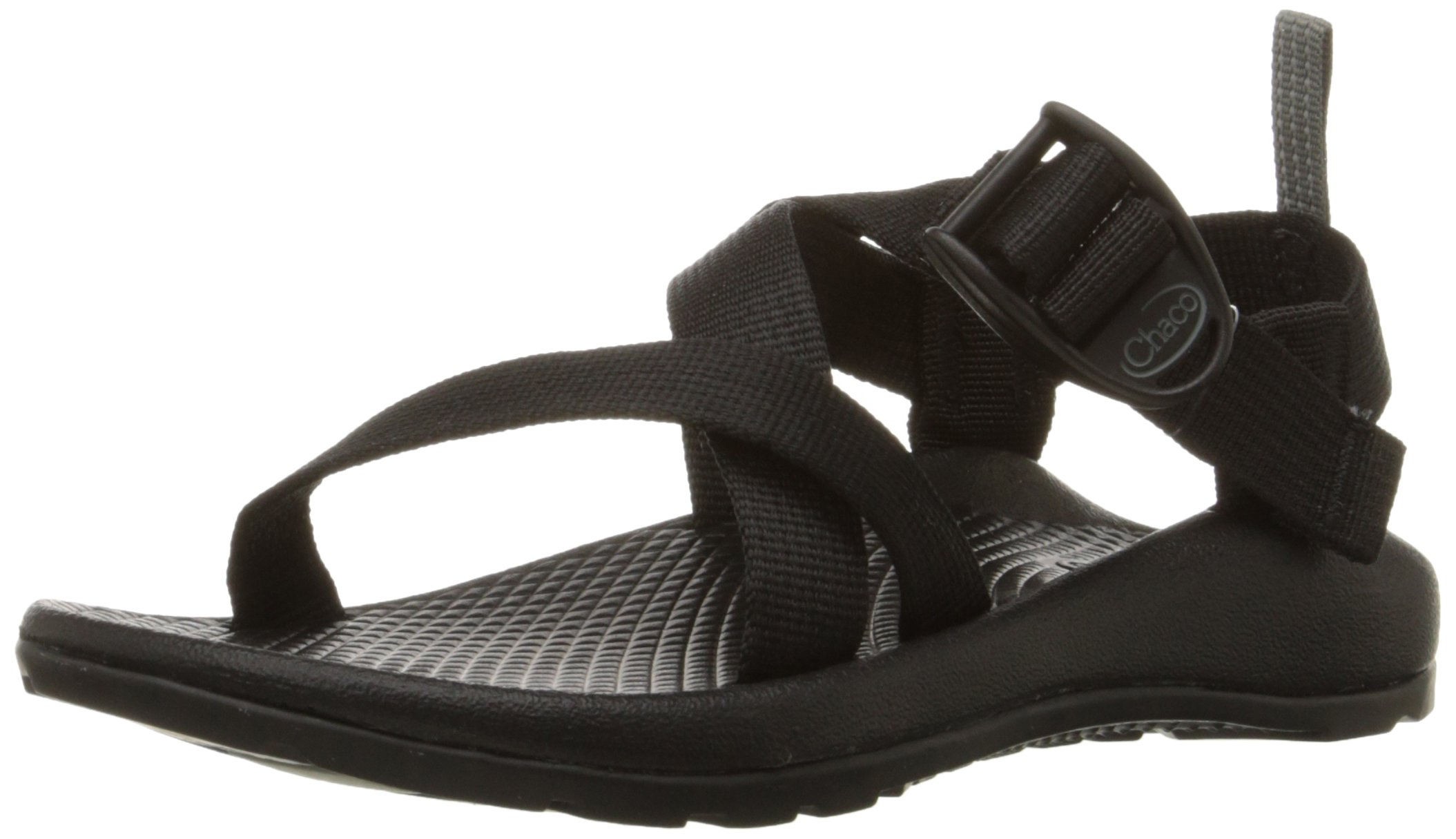 Chaco Z1 Ecotread Dress Sandal (Toddler/Little Kid/Big Kid),Black,6 M US Big Kid by Chaco