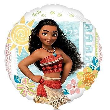 GUIZMAX Globos Vaiana Disney Helio: Amazon.es: Juguetes y juegos