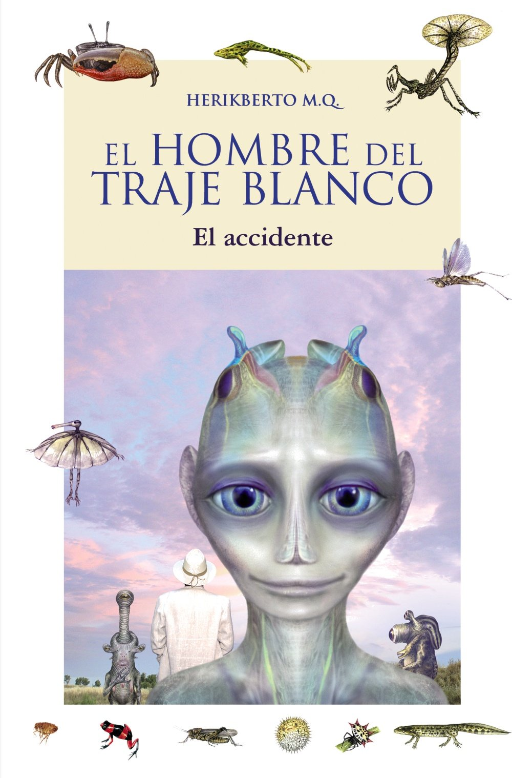 El Accidente / The Accident (Libros Singulares: El Hombre ...