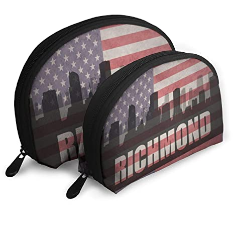 10b82ab51dc2 Amazon.com: Richmond at The Vintage American Flag Pattern ...