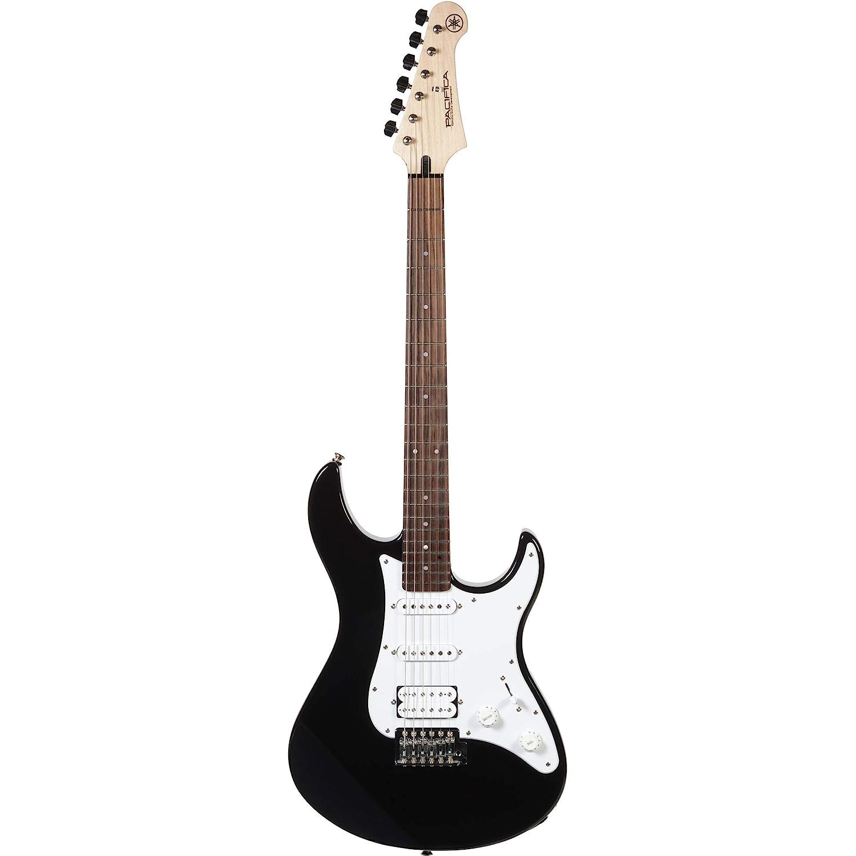 Amazon Yamaha Pacifica Series Pac012 Electric Guitar Black