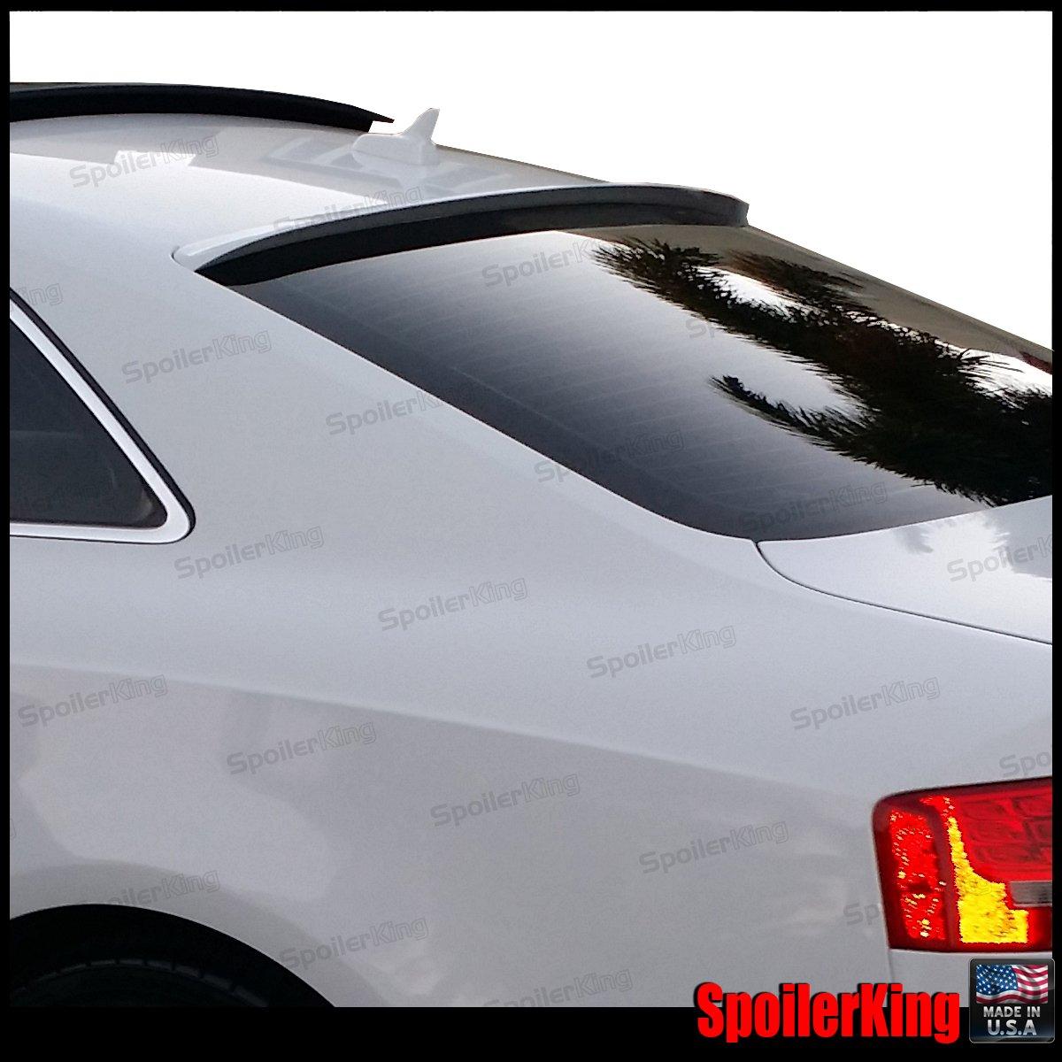 Amazon.com: Audi A5 2008-on Rear Window Roof Spoiler (701142665842 ...