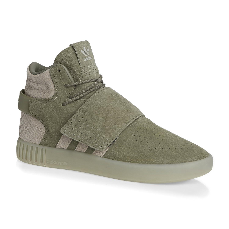 huge discount 818d2 2f023 adidas Men's Tubular Invader STR BB8391 Boots, Brown/Light ...