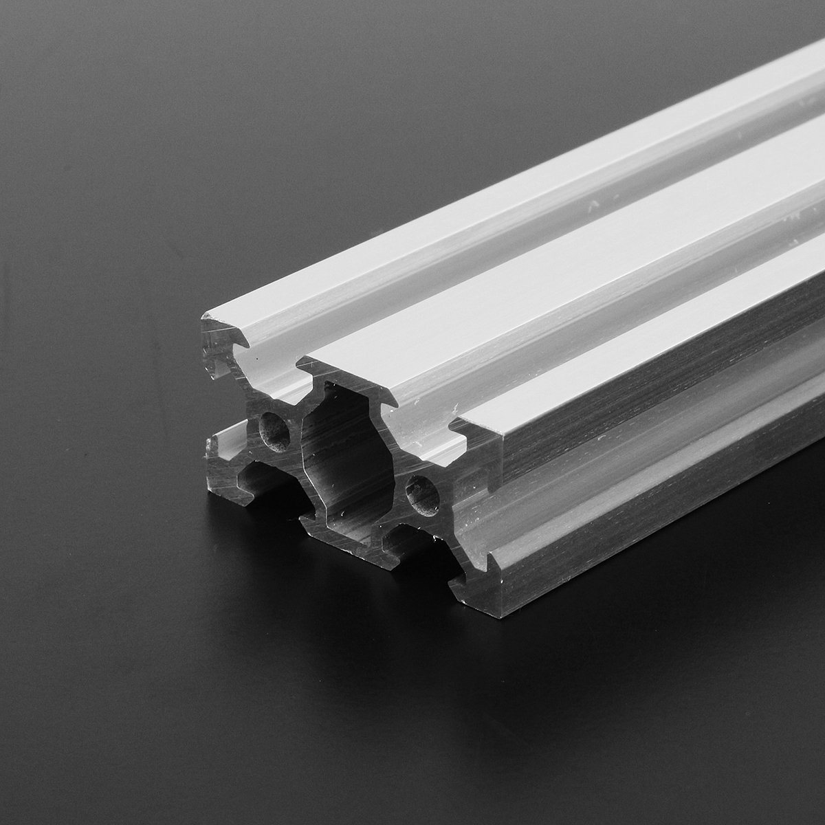Farwind 500mm 2040 V-Slot Aluminum Profile Extrusion Frame DIY CNC Tool Sliver
