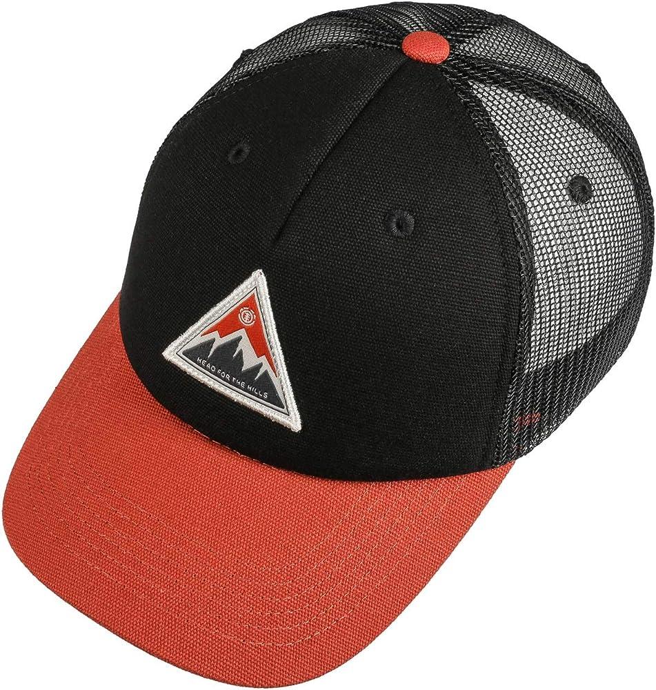 Element Gorra Icon Mesh Trucker de Baseball (Talla única - Negro ...
