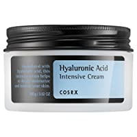 COSRX Hyaluronic Acid Intensive Cream, 3.53 oz / 100g | Wrinkle Cream | Korean Skin Care, Vegan, Cruelty Free, Paraben Free