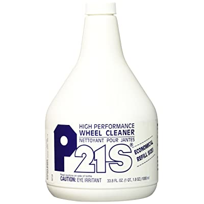 P21S 10001R Wheel Cleaner Refill, 1000 ml: Automotive