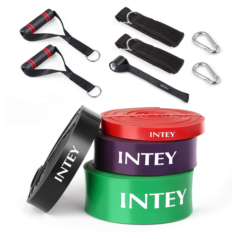 Schönheit & Gesundheit Ordentlich Körper Fuß Pflege Training-tool Elastische Spannung Resistance Band Set Tragen Tasche Haut Pflege Werkzeuge
