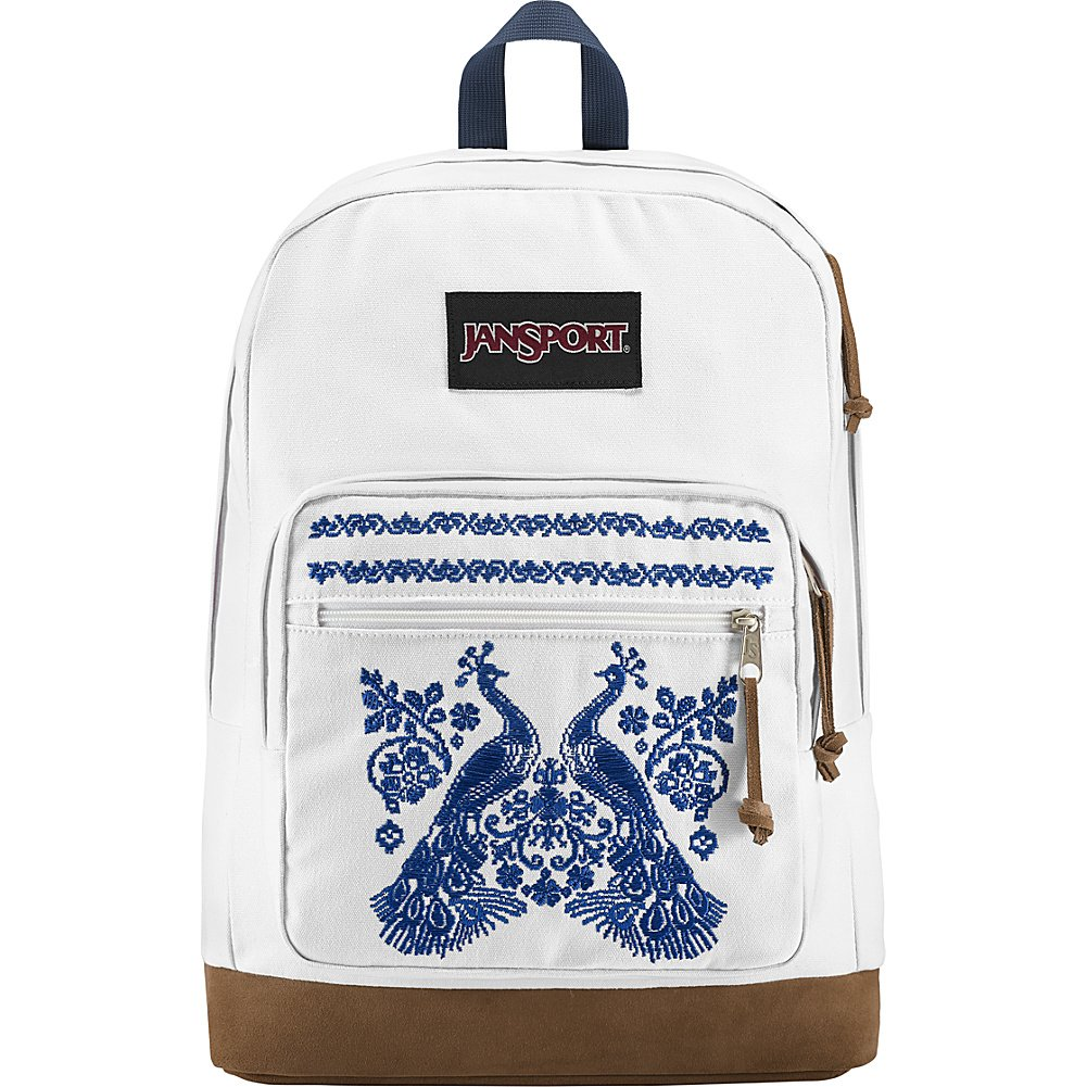 Jansport - Unisex-Adult Right Pack Expressions Backpack Peacock Plumes EinheitsGröße