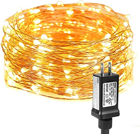 LE String Lights 33ft with 100 LEDs, Waterproof Copper Wire Lights, on 3 wiring diagram, 3 light switch, 3 way light diagram,
