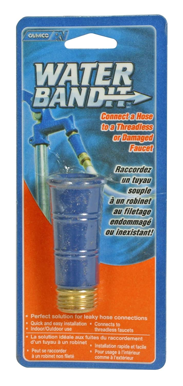Amazon.com: Camco Water Bandit -Connects Your Standard Water Hose To ...