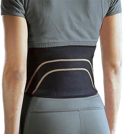 Amazon.com: LifeShop - Cinturón de compresión con espalda ...