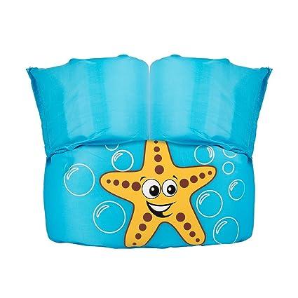 Amazon.com: Chaleco salvavidas para niños, flotador de ...