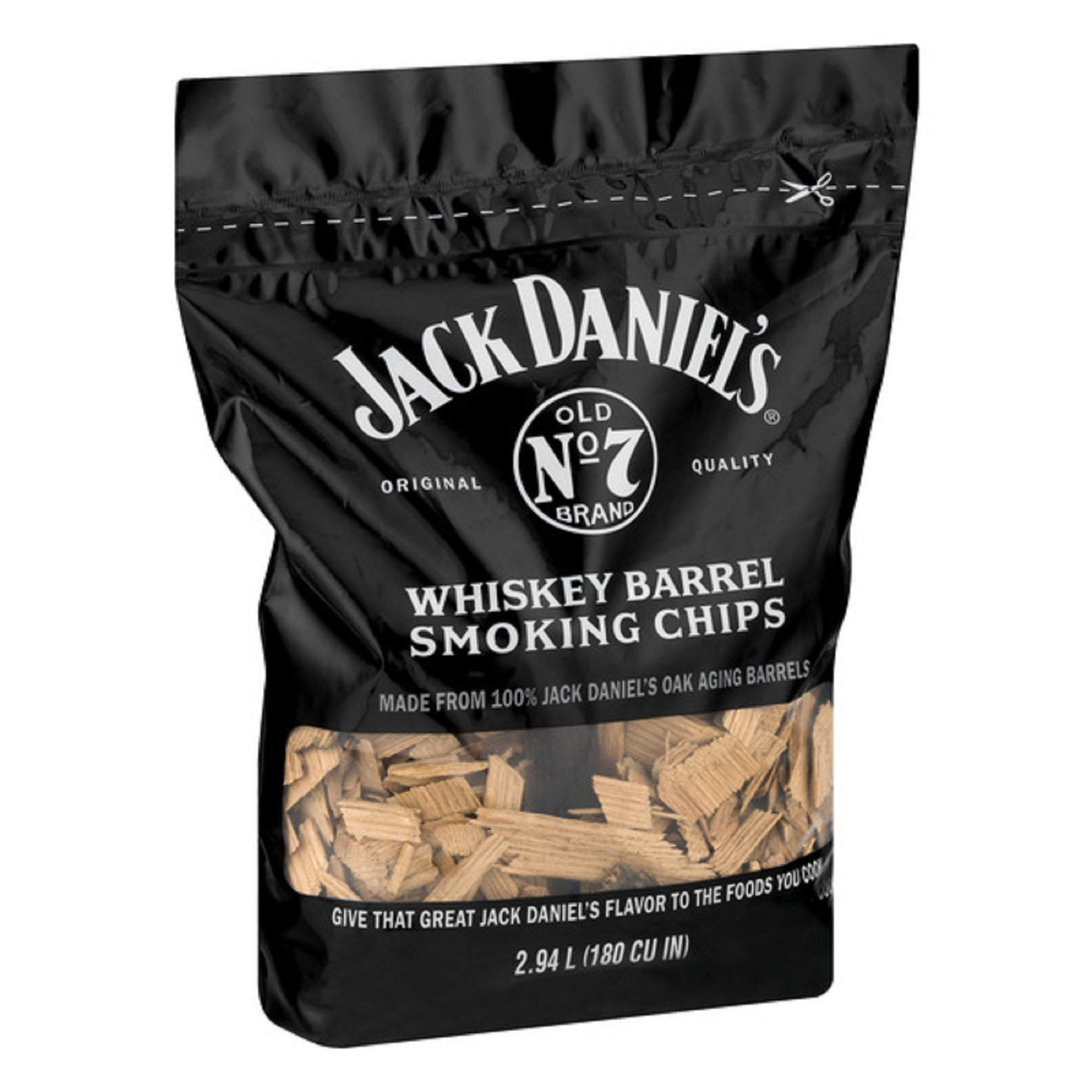 Jack Daniel S 01749 Bbq Smoking Chips 1 Pack Black Lord Of The Grills