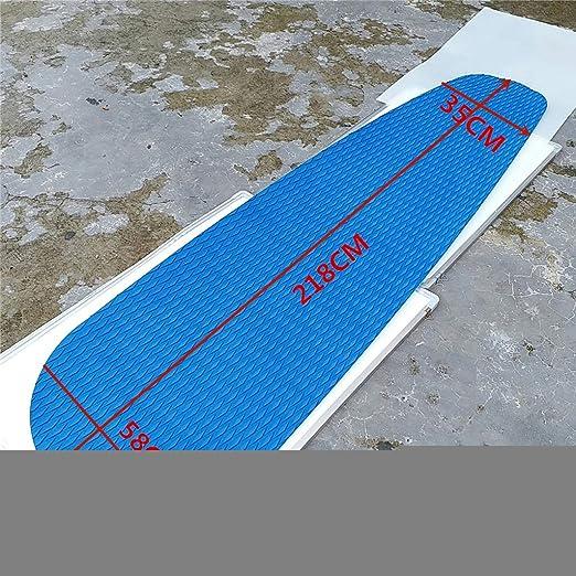 LTH-GD Surf Traction Pad Surfbrett Front Traktion Pad Eva rutschfeste Pad Grip Matte f/ür Skimboard Surfboard Zubeh/ör Surfen im Freien