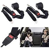 Ridgeyard sécurité 3 points ajustable rétractable universelle voiture Van siège ceinture ceinture ceinture ELR (2)