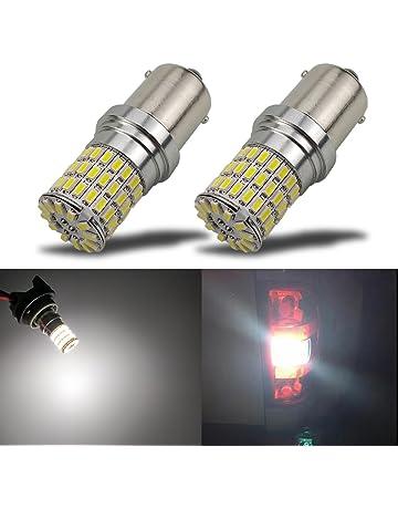 2x Ford Focus MK2 Ultra Bright White 24-LED Reverse Light Lamp High Power Bulbs