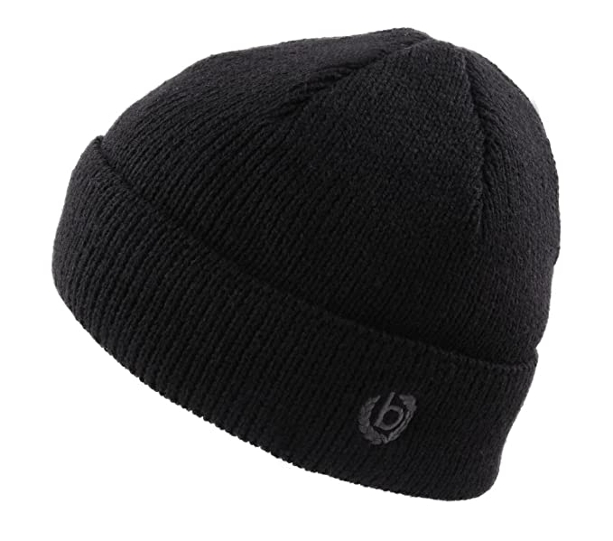 a8d4e47a2d7 Wegener Beanie men Paramo - noir  Amazon.co.uk  Clothing