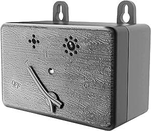 Hisophia Anti Barking Control Device, Ultrasonic Dog Bark Deterrent Stop Barking, Upgraded Mini Bark Control Device Up to 50 FT Range
