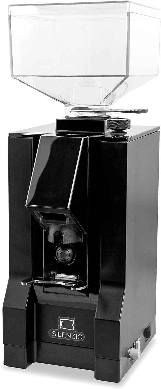 Eureka Mignon Silenzio Ultra Quiet Compact Timed Dosing Espresso Coffee Grinder Black