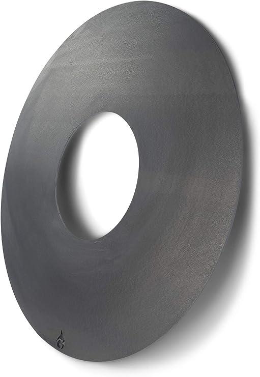 Grillplatte Plancha Grill Platte Feuerplatte Grillrostflche Verschiedene Durchme