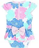 RuffleButts Infant/Toddler Girls Peplum Skirt...