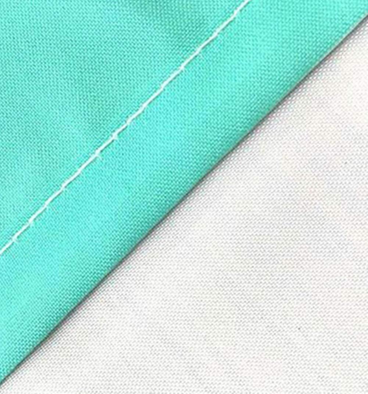 JMAHM Oc/éano Cortina de Ducha a Prueba de Humedad Tela de Poli/éster Cortina de Ducha Conjunto de Accesorios de Ba/ño 180x180, Colorful-Seahorse
