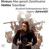 Strauss : Ainsi parlait Zarathoustra, Op.30 - Mahler : Cérémonie funèbre / Prélude symphonique pour orchestre