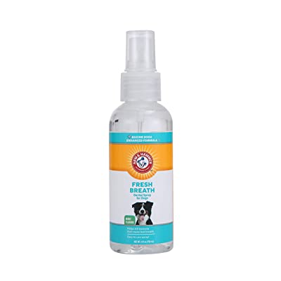 Arm and Hammer Advanced Care Dental Spray/Fresh Breath and Whitening